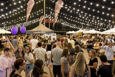 La cuarta edición del Amstel València Market reúne la mejor gastronomía internacional en formato Street Food