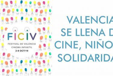 VALENCIA SE LLENA DE CINE, NIÑOS Y SOLIDARIDAD