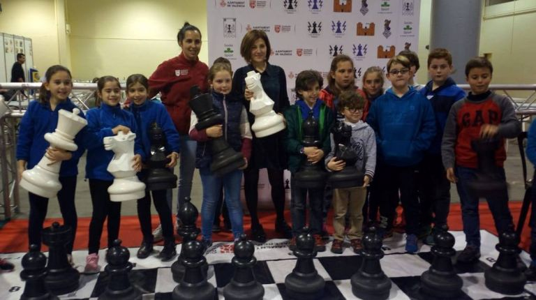 El puesto de la Fundación Deportiva Municipal de Expojove recibió más de 90.000 participantes