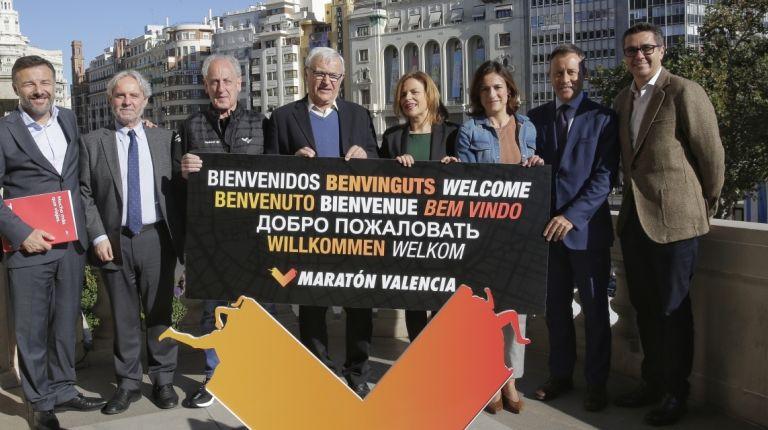 Disfrutar y participar del maratón de valència que se celebra el próximo domingo