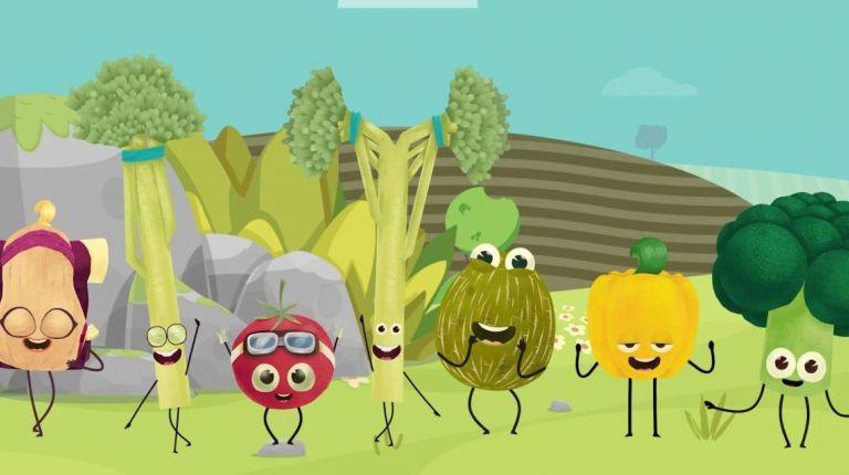 El Mercado Central fomenta la alimentación saludable entre los niños
