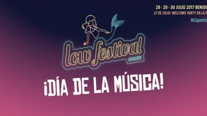 Low Festival celebra el Día de la Música con el #GiganticDay: regalos y sorpresas cada hora en sus redes sociales