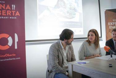 VALÈNCIA ACOGERÁ LA 19ª EDICIÓN DE CUINA OBERTA-RESTAURANT WEEK ENTRE LOS DÍAS 18 Y 28 DE OCTUBRE