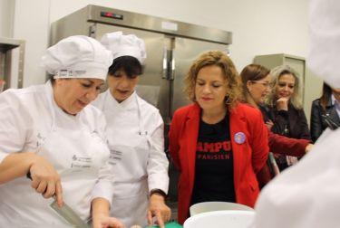 El alumnado del taller Gastronomía y Restauración, disfrutará de jornadas de aprendizaje de la mano de numerosos chefs