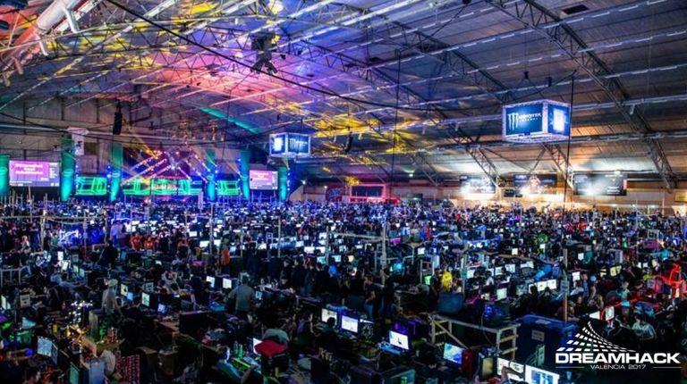 eSports es DreamHack Valencia