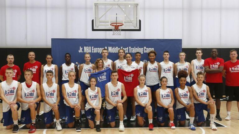 LA NBA ELIGE VALÈNCIA COMO SEDE DE LA PREPARACIÓN DE LAS JÓVENES PROMESAS DEL BALONCESTO EUROPEO