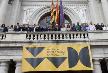 EL ALCALDE DE VALÈNCIA RECIBIRÁ EN LA INDIA EL TESTIGO COMO CAPITAL MUNDIAL DEL DISEÑO 2022