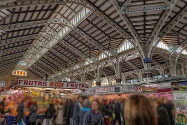 El Mercado Central expresa su alegría por el inicio de las obras del parking de Brujas