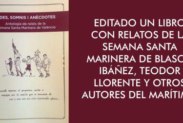 CULTURA FESTIVA EDITA UN LIBRO CON RELATOS DE LA SEMANA SANTA MARINERA