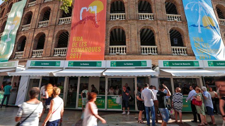 La Plaza de Toros acogerá la nueva edición de la Feria de las Comarcas