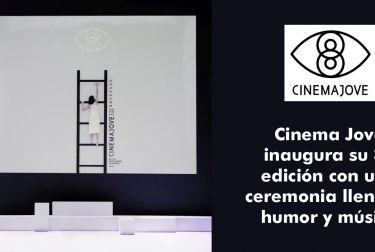 Cinema Jove inaugura su 33 edición con una ceremonia llena de humor y música