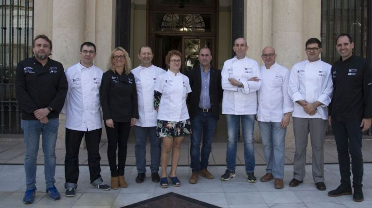 La Diputación de Castellón promocionará la calidad de la gastronomía provincial en '8 chefs 8 platos' con Castelló Ruta de Sabor