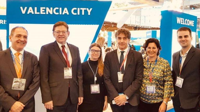 Las pernoctaciones del mercado británico crecen a un ritmo del 12,5% en València durante 2018