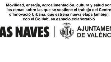 Perros de asistencia, aparcamientos de bicicletas y drones de salvamento formarán parte del Col•lab de Las Naves