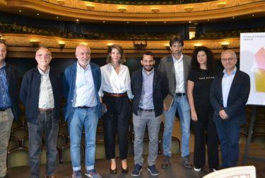 Presentación de los Premios Valencianos del Audiovisual