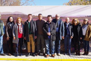 Un proyecto de diseño sobre el mundo del vino es impulsado en Font de la Figuera