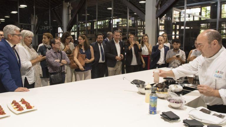 Los productos de Castelló Ruta de Sabor serán protagonistas en la cena solidaria de L´Olla de la Plana con 10 estrellas michelín