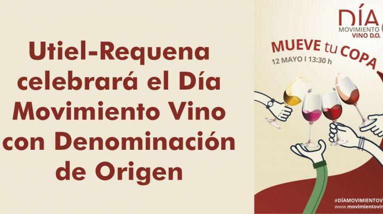 Utiel-Requena celebrará el Día Movimiento Vino con Denominación de Origen