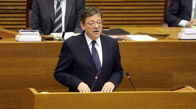 Puig anuncia que el proyecto de Presupuestos de la Generalitat para 2019 destinará 13.000 millones de euros a políticas sociales