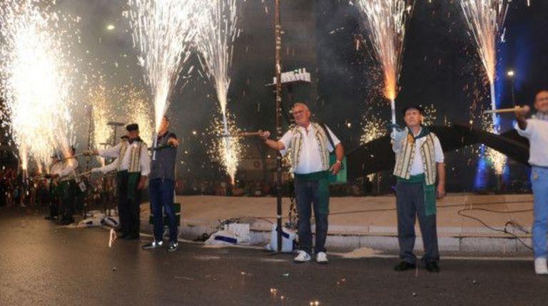 La Passejà de los Clavarios de San Onofre de Quart de Poblet vuelve este año el 31 de agosto recuperando la pirotecnia tradicional