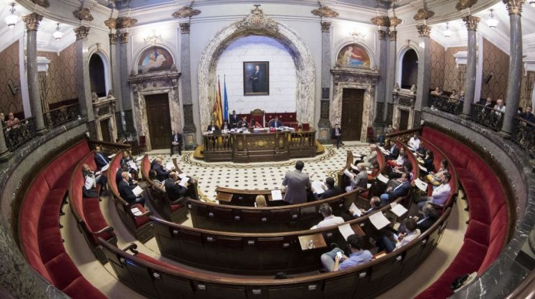 EL PLENO MUNICIPAL SOLICITA DE MANERA UNÁNIME LA HOMOLOGACIÓN DEL MUSEO DEL CORPUS - CASA DE LAS ROCAS