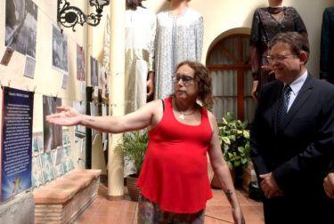 Puig visita las 'bodeguillas' de los medios de comunicación en las fiestas de Vila-real