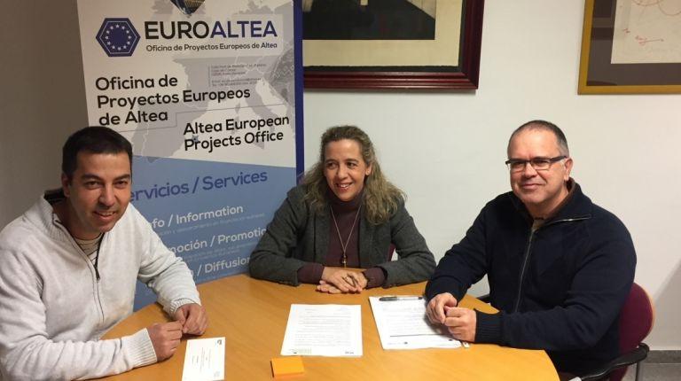 """El Ayuntamiento de Altea se incorpora al proyecto europeo Erasmus Plus """"Permission to Wonder"""""""