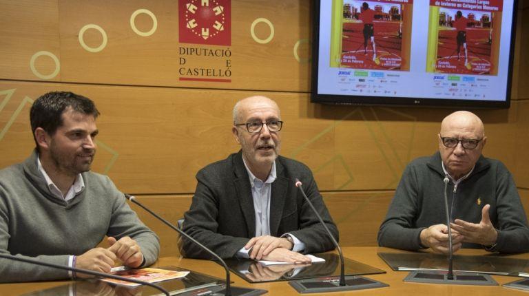 La Diputación trae a Castellón el Campeonato de España de Lanzamientos como parte de 'Castellón, Escenario Deportivo'