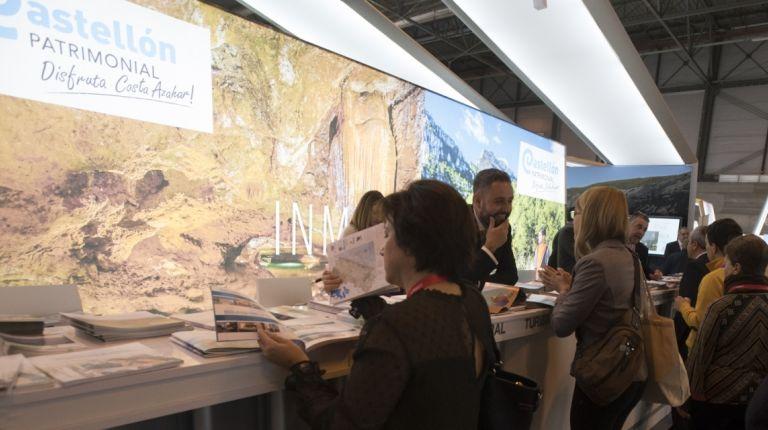 El stand de la Diputación de Castellón en FITUR acogerá hasta 24 presentaciones