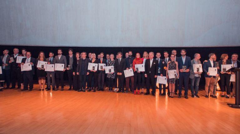"""FOTUR premia la """"apuesta fuerte y decidida"""" de Francesc Colomer por el ocio, el turismo y la restauración en su XIV gala anual"""