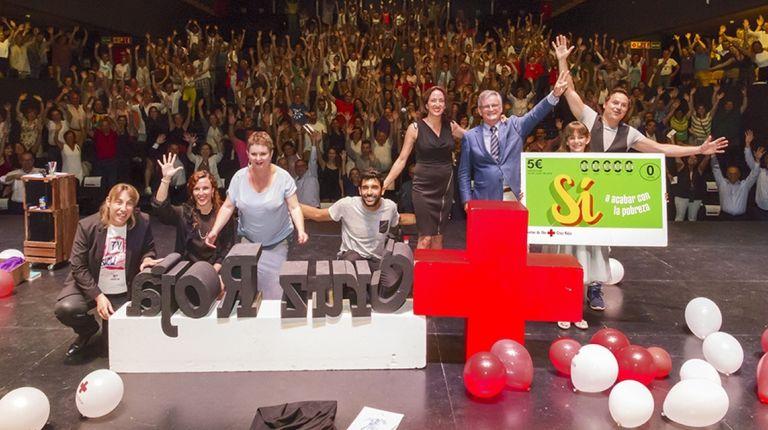 Cruz Roja celebrará el 5 de junio su 8ª Gala Solidaria del Humor en el Teatro Principal