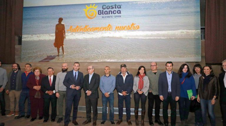 La emoción de 'vivir la Costa Blanca' protagoniza el nuevo video promocional del Patronato Provincial de Turismo