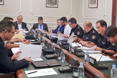 """La Delegación del Gobierno incrementa  los efectivos policiales para garantizar que el 9 d'Octubre """"sea la fiesta de toda la ciudadanía"""""""