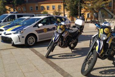 La policía local pone en marcha la nueva unidad diurna de convivencia y seguridad con 40 efectivos