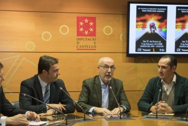 La Diputación de Castellón arranca con la LXIX Volta a la Comunitat Valenciana