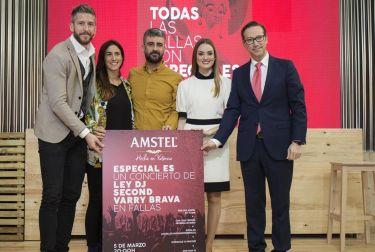 La III edición de los Premis Amstel 'Unes Falles de Categoria' reconocerá que todas Las Fallas son especiales
