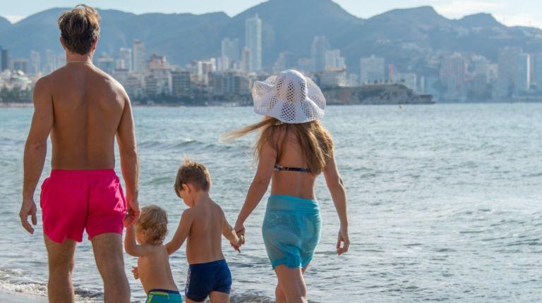 Los hoteles de la Costa Blanca también se especializan en familias con bebés.