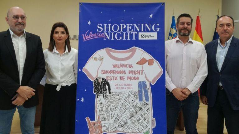 VALÈNCIA ESTÁ DE MODA:  XII EDICIÓN DE LA SHOPENING NIGHT