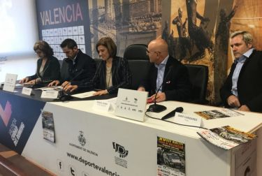 ESTE FIN DE SEMANA SE CELEBRA EL XVIII RALLY CIUDAD DE VALÈNCIA
