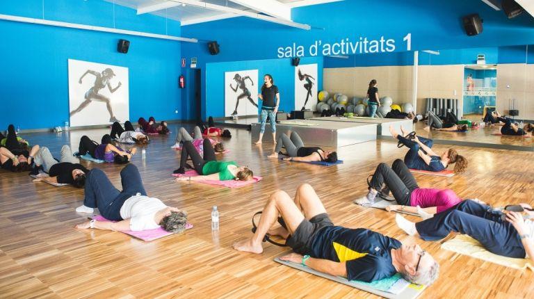 El 'programa actividad física y salud' de la fundación deportiva municipal será premiado por la generalitat