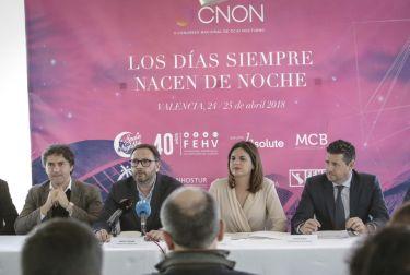 VALÈNCIA ACOGERÁ EN ABRIL UN CONGRESO NACIONAL DE OCIO NOCTURNO