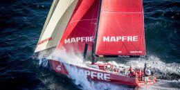 El MAPFRE entra en modo regata