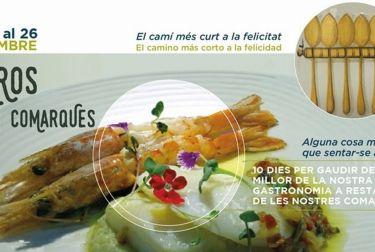 """Pilar Moncho presenta mañana """"Del tros al plat a les comarques"""""""