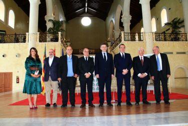 Hosbec conmemora el 40 aniversario de su fundación