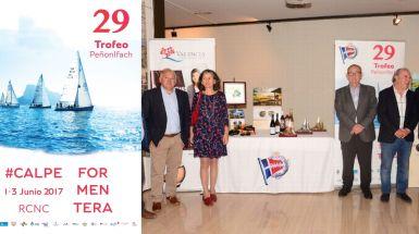 El 29º Trofeo Peñón Ifach inicia su cuenta atrás