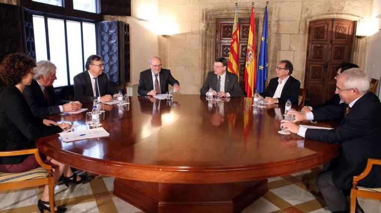Puig propone al científico Avelino Corma para presidir el Comité Estratégico de Innovación de la AVI