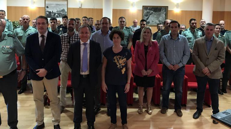 Reunión de Seguridad Agraria de la Comarca de la Plana Alta y Plana Baixa