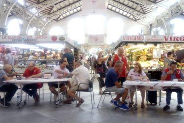 Cruz Roja reconoce la acción solidaria del Mercado Central