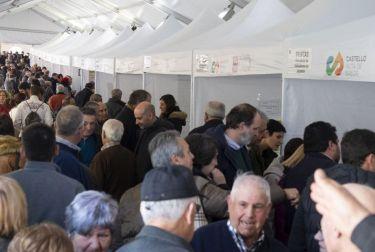 La Diputación de Castellón potencia el mercado de la trufa de la provincia y la economía rural en una Mostra que supera todas las expectativas