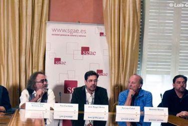 José Ángel Hevia, nuevo presidente  de la Sociedad General de Autores y Editores